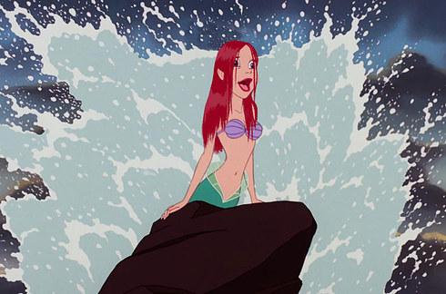 Si les princesses Disney avaient de vrais cheveux …