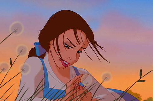 belle-princesse-disney-cheveux-loryn-brantz