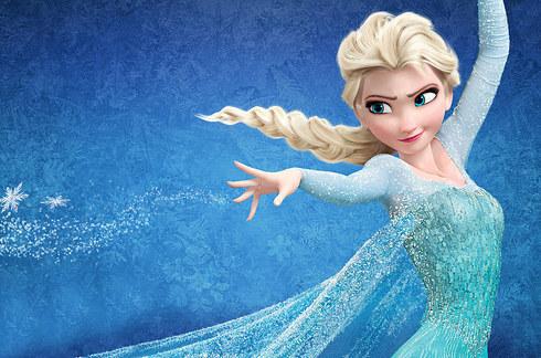elsa-frozen-disney-cheveux-loryn-brantz