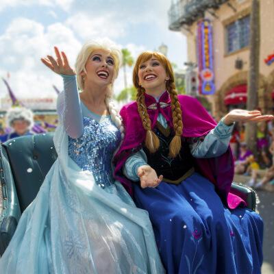 Vente privée Disneyland Paris 2015 été givré