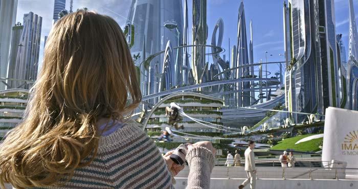 A la poursuite de demain de Disney, avis