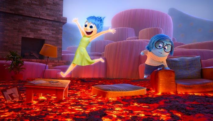Vice-Versa, le bouleversant Disney Pixar