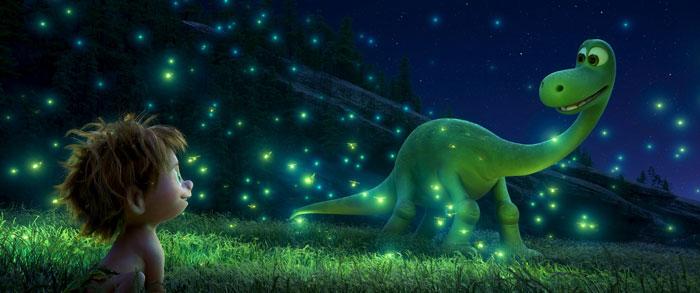 Le voyage d'Arlo, notre avis sur le film Disney Pixar