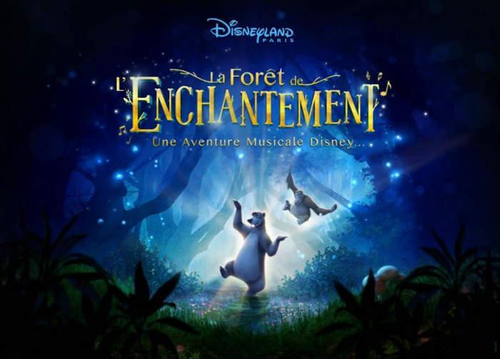 Vente privée Disneyland Paris, la forêt de l'enchantement