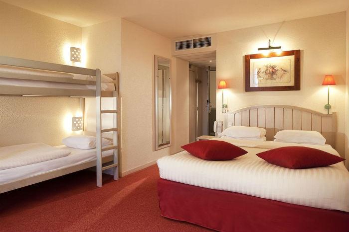 Hôtel pas cher près de Disneyland Paris (bon plan express Kyriad Marne la Vallée)