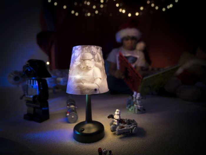 Lampe ambiance Star Wars Phhilips