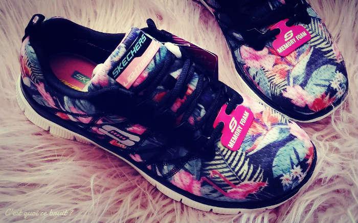 Chaussures pour marcher à DIsneyland paris