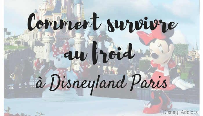 Astuces pour se protéger du froid à Disneyland Paris en hiver