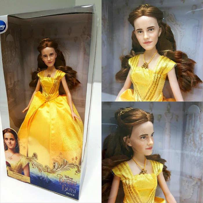 Barbie Belle Emma Watson