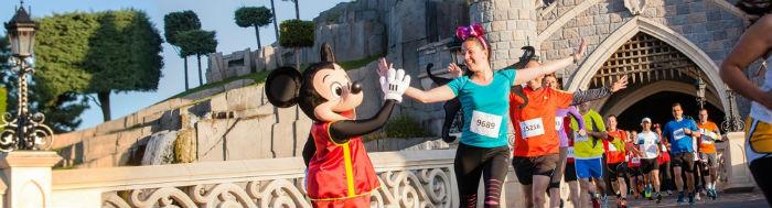 Semi-marathon de Disneyland Paris