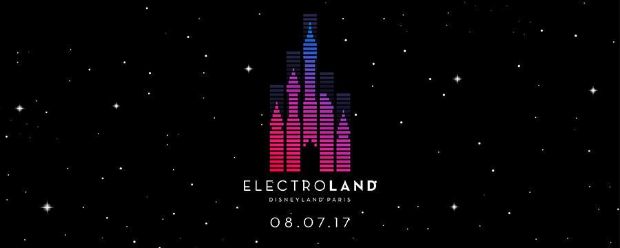 Soirée Electroland à Disneyland Paris le 8 juillet