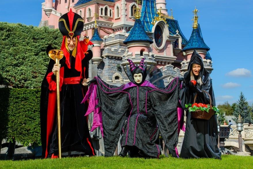 Vente flash Disneyland Paris Halloween et Disney 2017