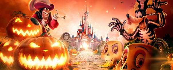 Vente flash Disneyland Paris Halloween et Disney 2017
