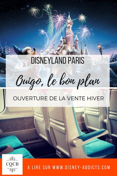 Ouigo, le bon plan pour partir moins cher à Disneyland Paris