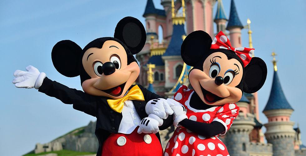 Vente privée et demi-pension offerte à Disneyland Paris ! (vite)
