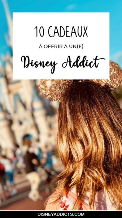 10 cadeaux à offrir à Noël à un(e) Disney addict #disney #disneyaddicts #cadeaux #shopping