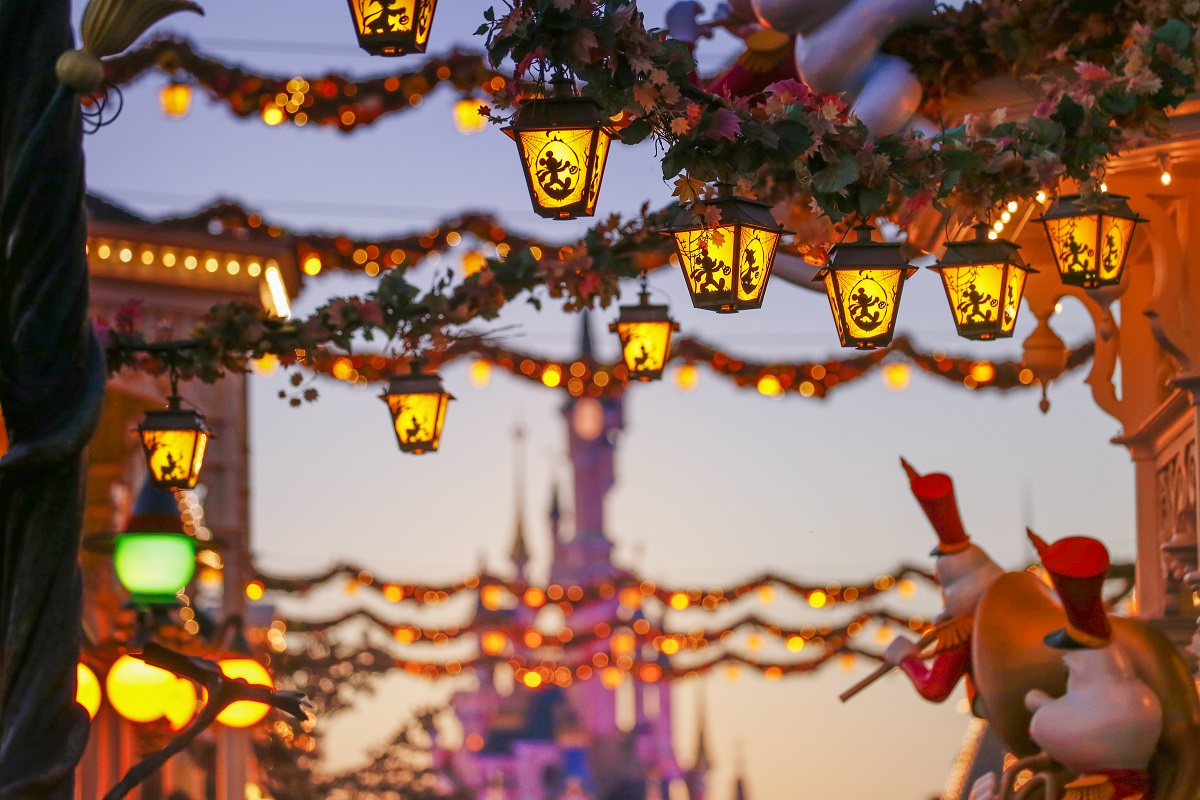 Halloween 2020 à Disneyland Paris