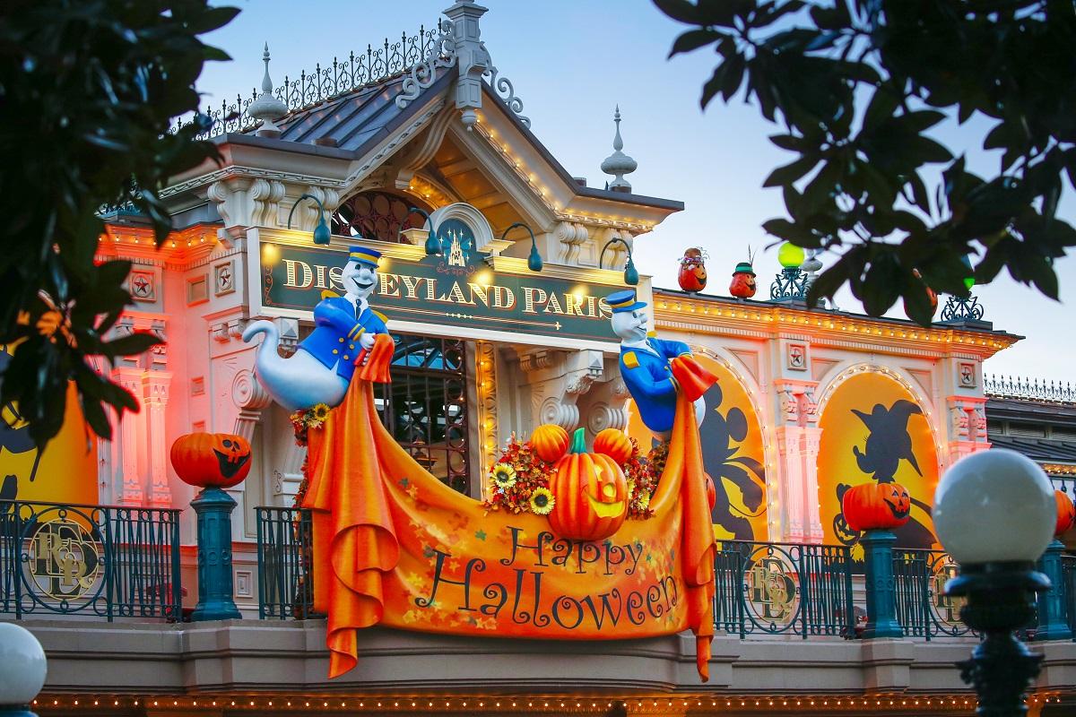 Festival Halloween Disney revient du 26 septembre au 1er novembre 2020 à Disneyland Paris