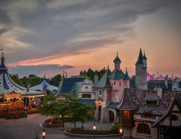 Réouverture de Disneyland Paris le 17 juin 2021
