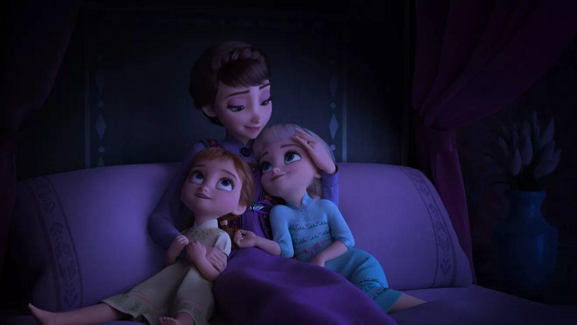 La véritable histoire des parents d'Ana et Elsa